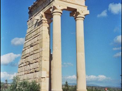 Clio Ancient Art Kourion Cyprus