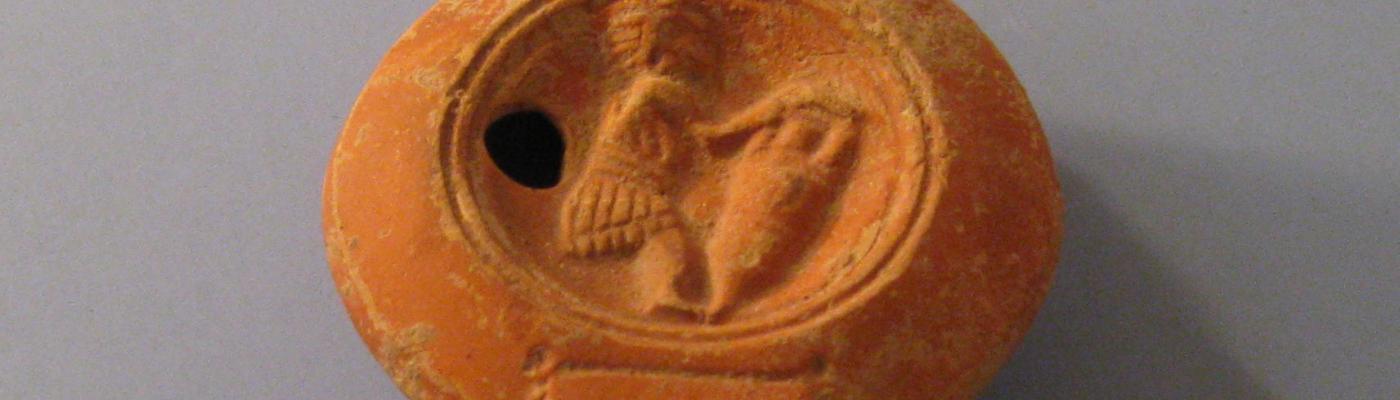 Clio Ancient Oil Lamps Roman