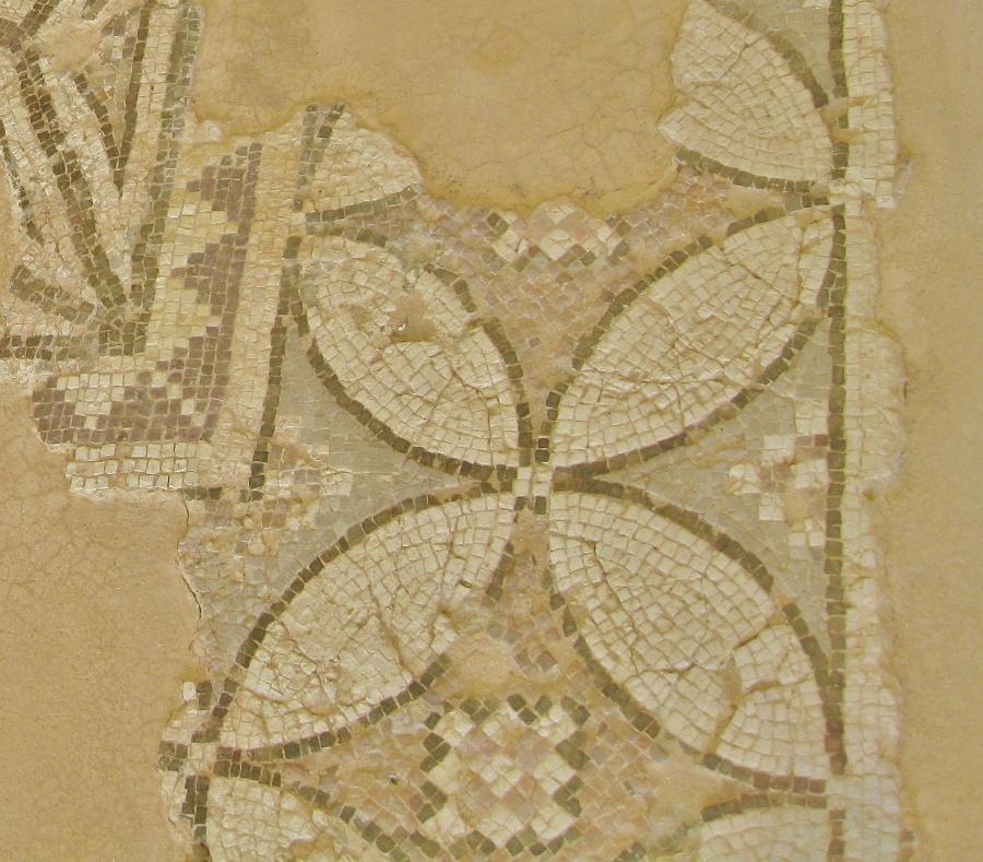House of Eustolios, Roman Mosaics, Late Antiquity, Kourion, Cyprus, Clio Ancient Art Antiquities