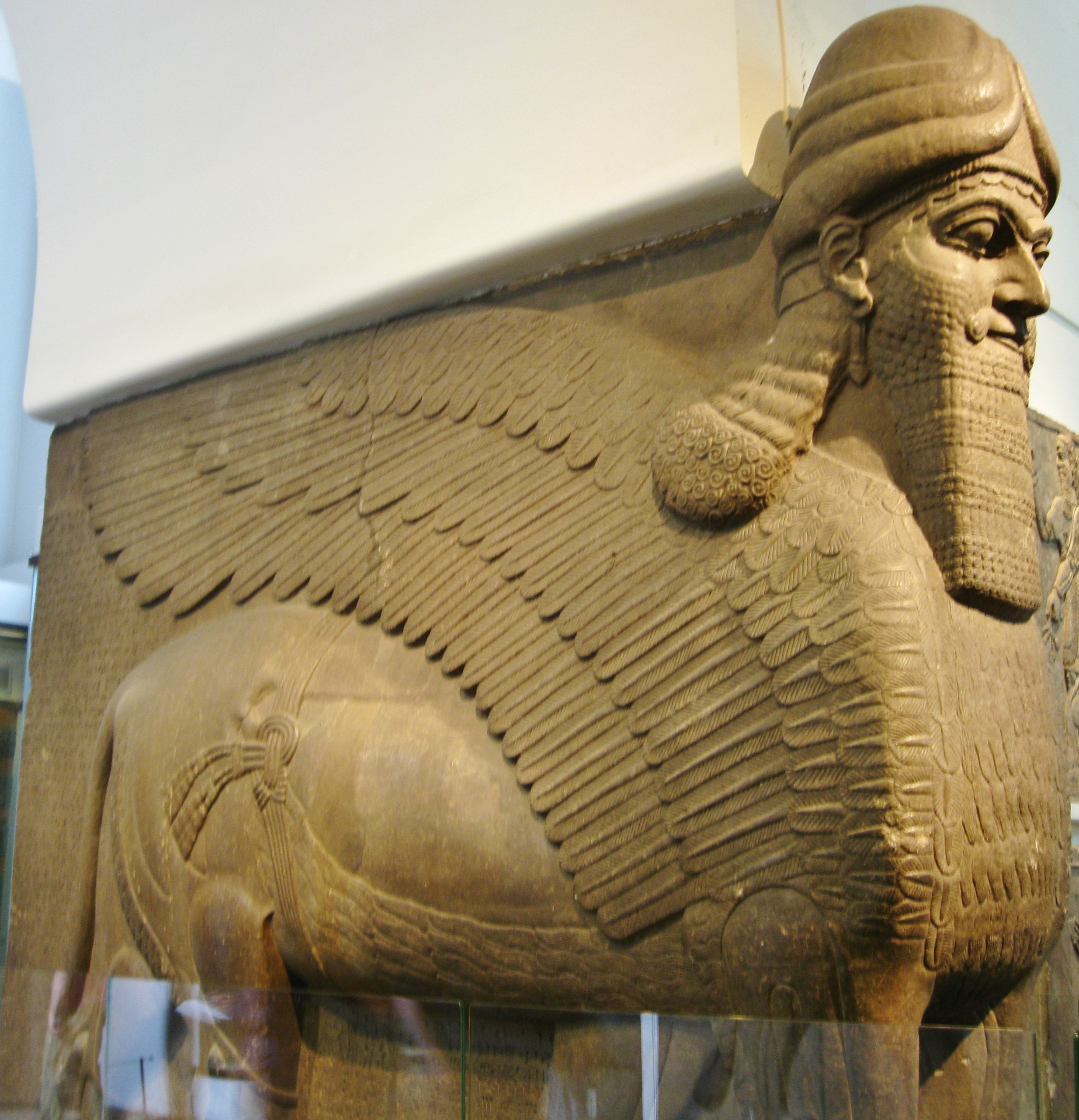 A Sampler Of Ancient Assyrian Art At The British Museum -6076