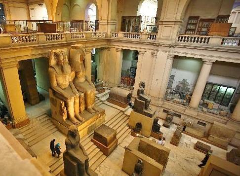 Antiquities, Egypt, Looting