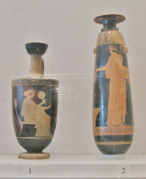Greek antiquities