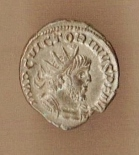 Roman coins for sale, Victorinus, Silver antoninianus