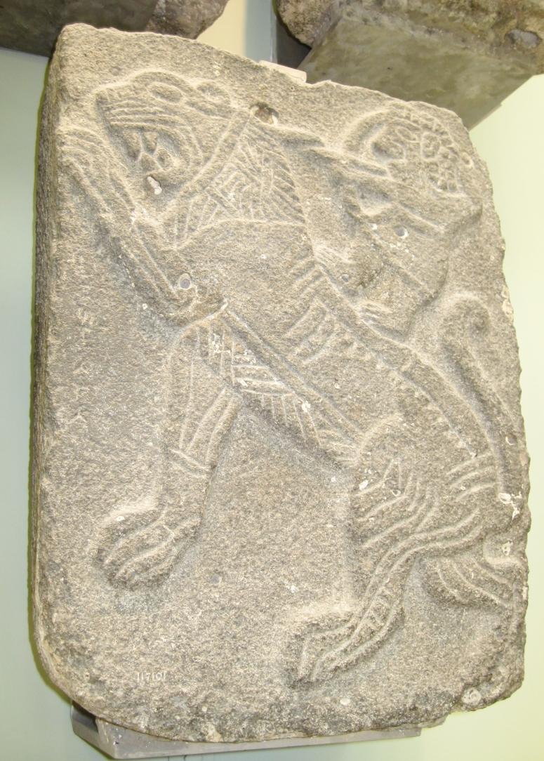 Clio Ancient Art Tel Halaf Reliefs British Museum