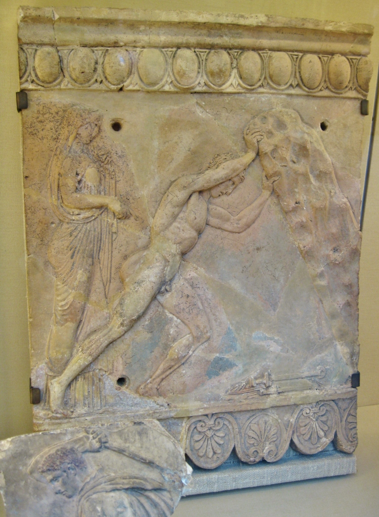Greek mythology, Roman art, Roman antiquities, British Museum, Clio Ancient Art