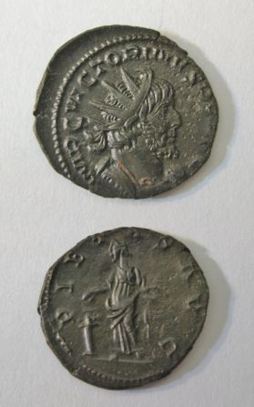 Roman coins for sale, ancient coins for sale, Gallic Empire coins