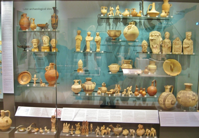 Cypriot pottery, Cypriot antiquities, Cyprus antiquities, Ashmolean Museum, Clio Ancient Art