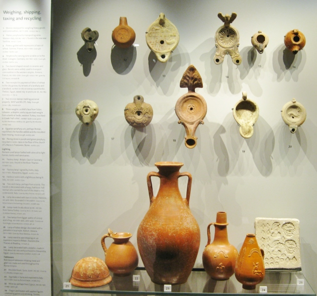 Roman antiquities, Roman artifacts, Roman pottery, Clio Ancient Art Antiquities, Ashmolean Museum