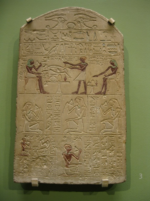 Abydos, Middle Kingdom, Egyptian art, Egyptian antiquities, Ashmolean Museum