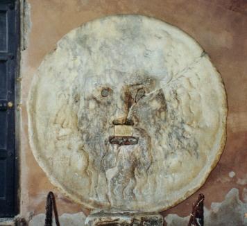 ClioAncientArtBocca della Verita, Portico of Santa Maria in Cosmedin, Roma
