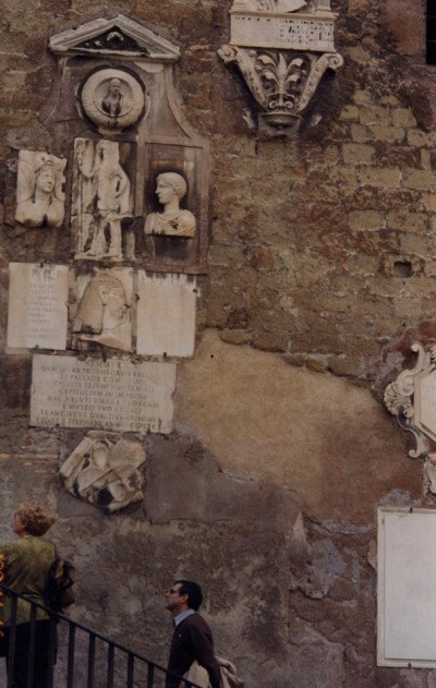 Palazzo Senatorio, Capitoiline Hill, Rome, Clio Ancient Art Antiquities