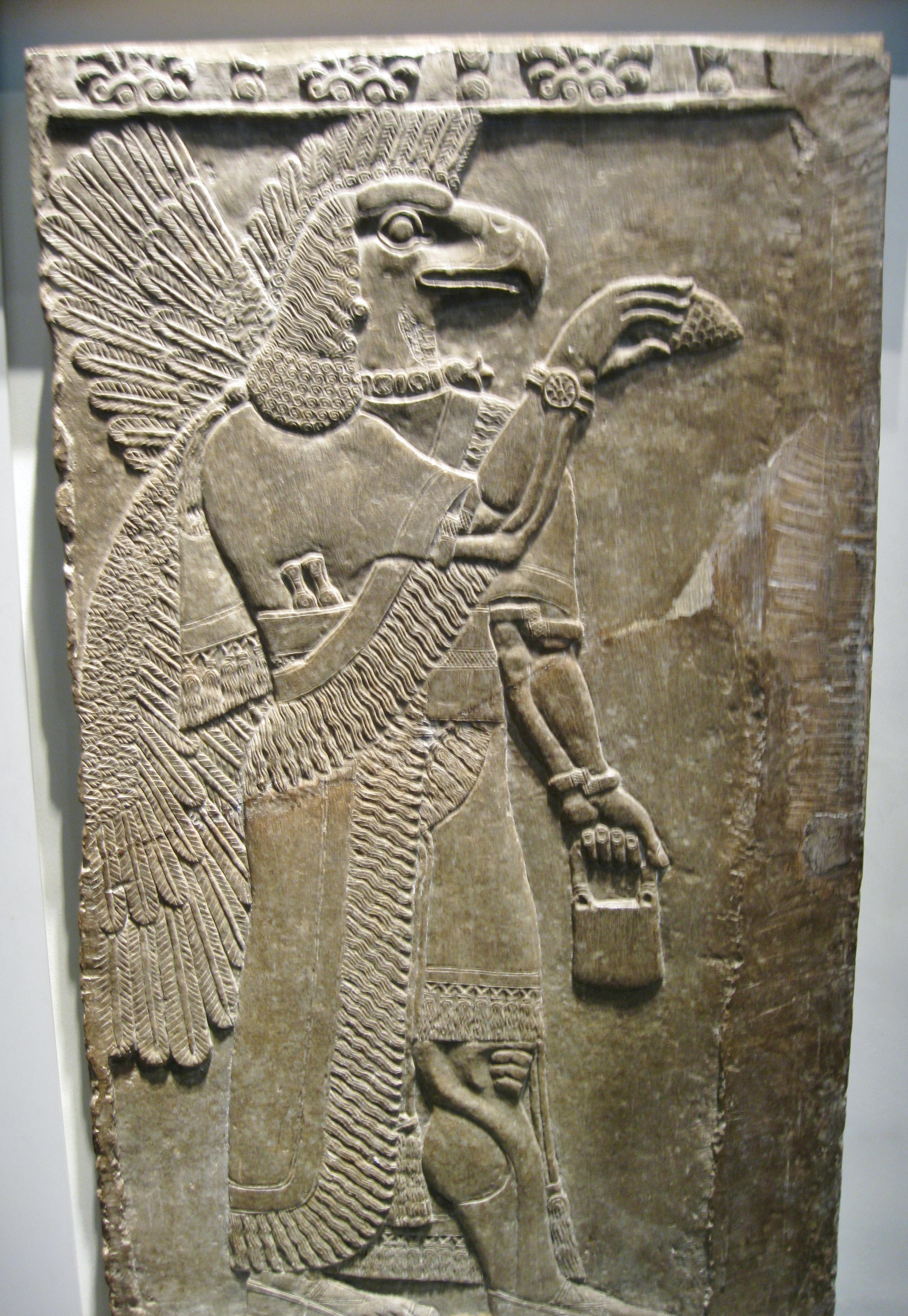 Assyrian art