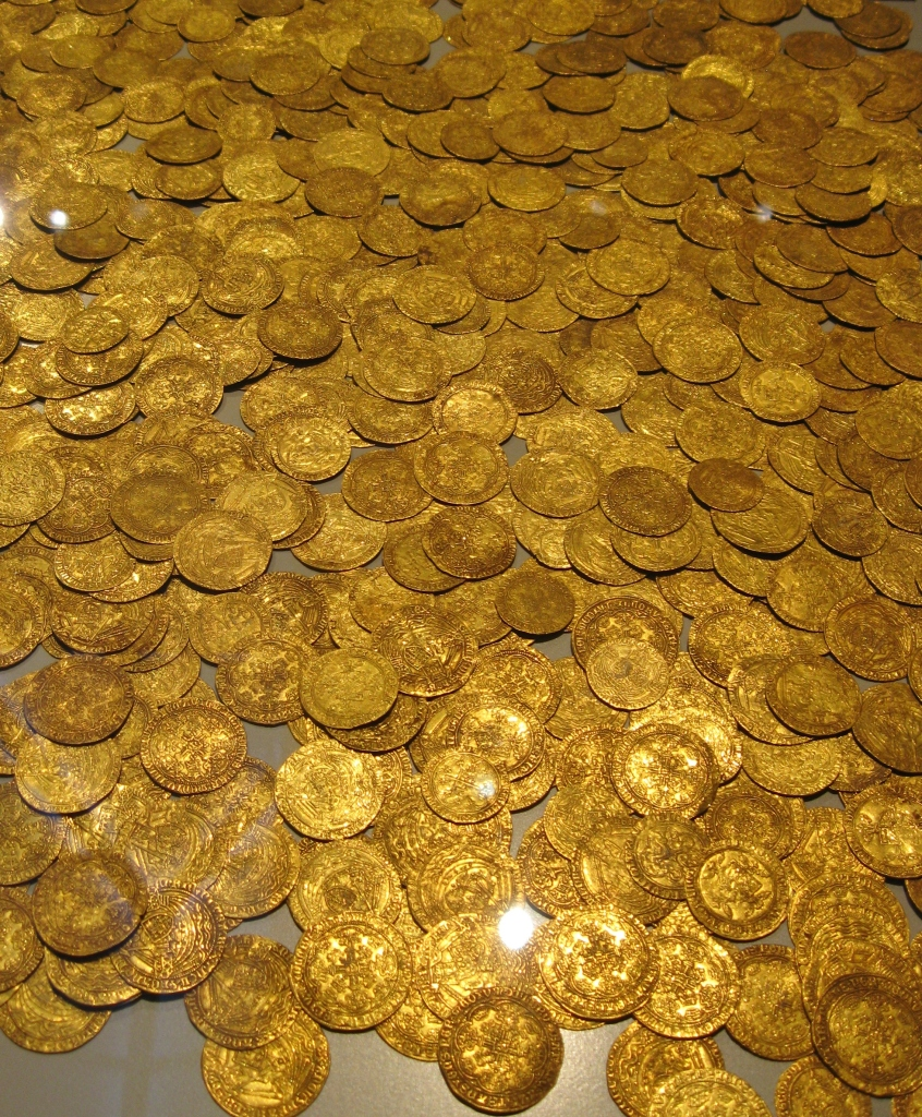 Fishpool Hoard, Medieval art, Medieval coins, Medieval jewelery, British Museum