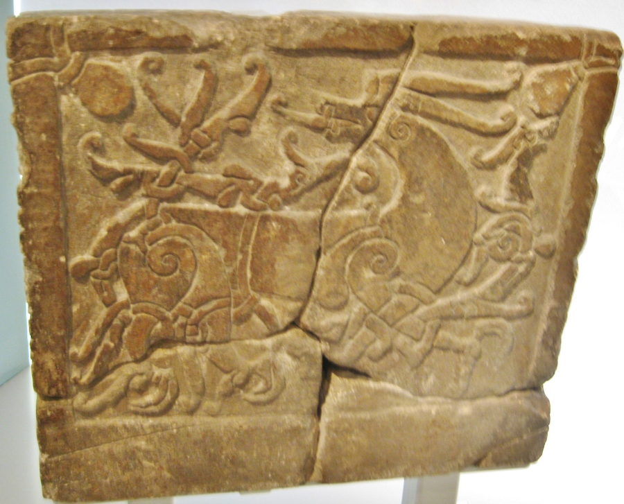 Anglo-Norse, Anglo-Saxon art, Museum of London
