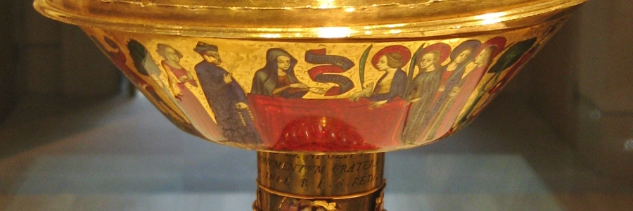 Royal Gold Cup, British Museum, Duc de Berry