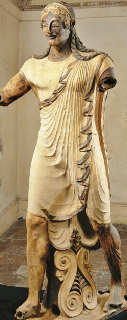 Apollo of Veii, Etruscan antiquities