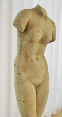 Aphrodite, Greek sculpture, Parian marble