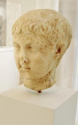 Lucius Caesar, Roman sculpture, Augustan art