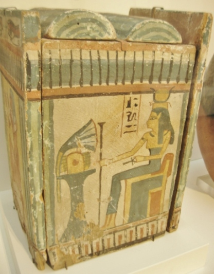 Shabti box, Egyptian antiquities, ancient Egyptian art