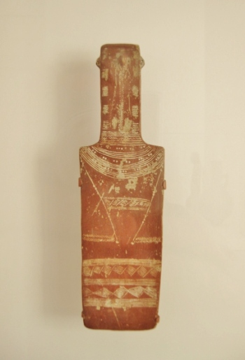 cypriot antiquities, cypriot plank idol