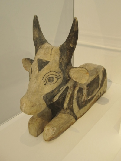 Egyptian bull, Ptolemaic art, egyptian antiquities