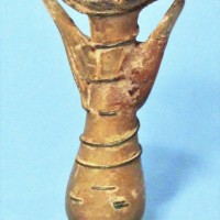 Object of the Week: A Roman Glass Unguentarium