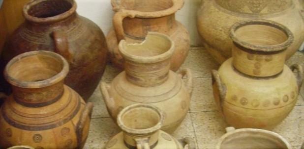 Paphos Museum Row