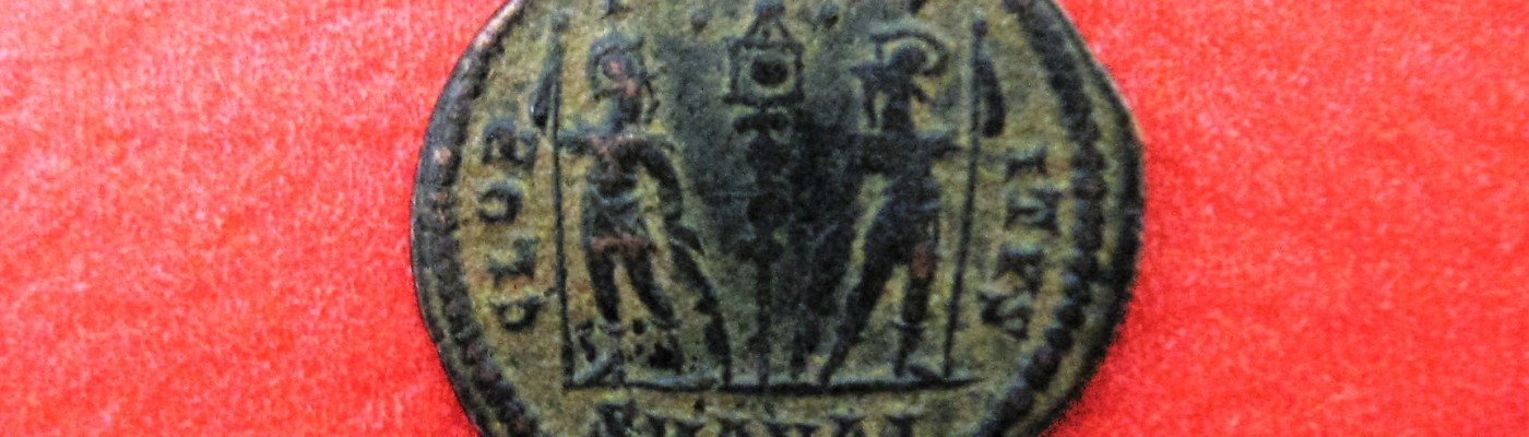 Clio Ancient Art Antiquities, Roman coins