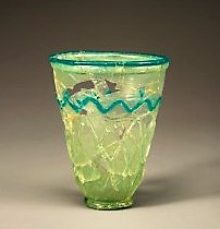 Roman Glass, Korea, Roman Asian Trade, Roman artifacts, ancient glass