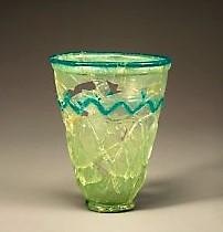 Roman Glass, Korea, Roman Asian Trade, Roman artifacts, ancient glass