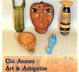 antiquities, ancient art, artifacts, Clio