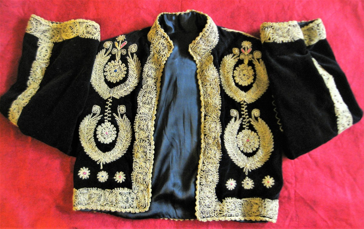 This Week's Featured Object: Echoes of a Very Different Middle East - Clothing from Iraqi Kurdistan