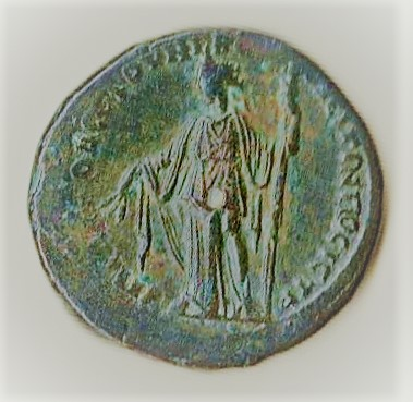Roman Provincial, Nicopolis, Roman coins, ancient coins, Clio Ancient Art Antiquities