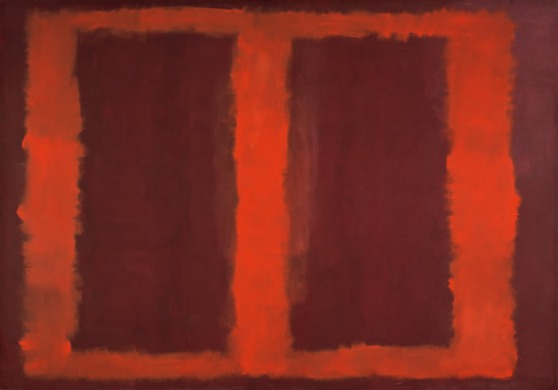 Mark Rothko, abstraction, expressionism