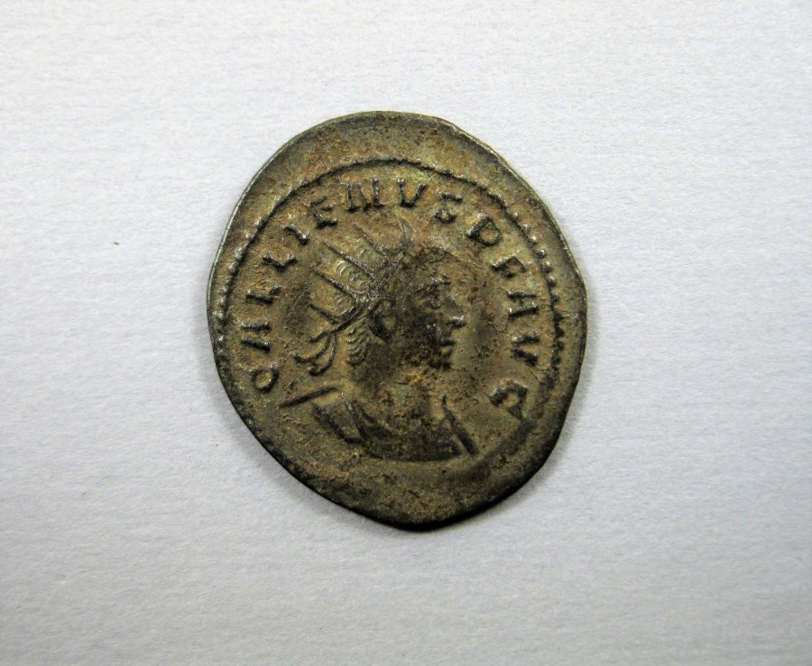 Gallienus coins, Roman coins, ancient coins, Clio Antiquities, Roman antiquities