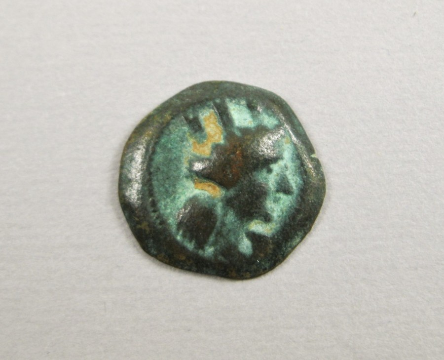 ancient coins, antiquities, Phoenician coins