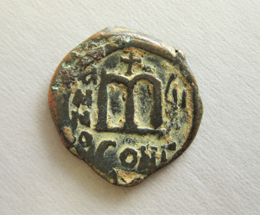 Byzantine coins, ancient coins, Byzantine antiquities, early Christian artifacts