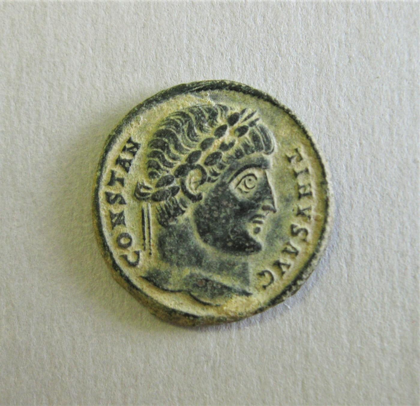 Constantine Coins, Roman coins, Roman antiquities, ancient coins, Roman Empire, Ancient Rome, Late Antiquity