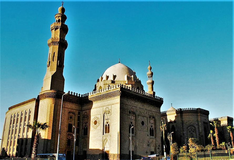 The Mosque, mosoleum and Madrasa of Sultan Hassan 1356